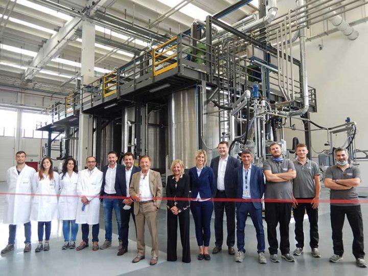 METLAC Group has inaugurated a new production facility